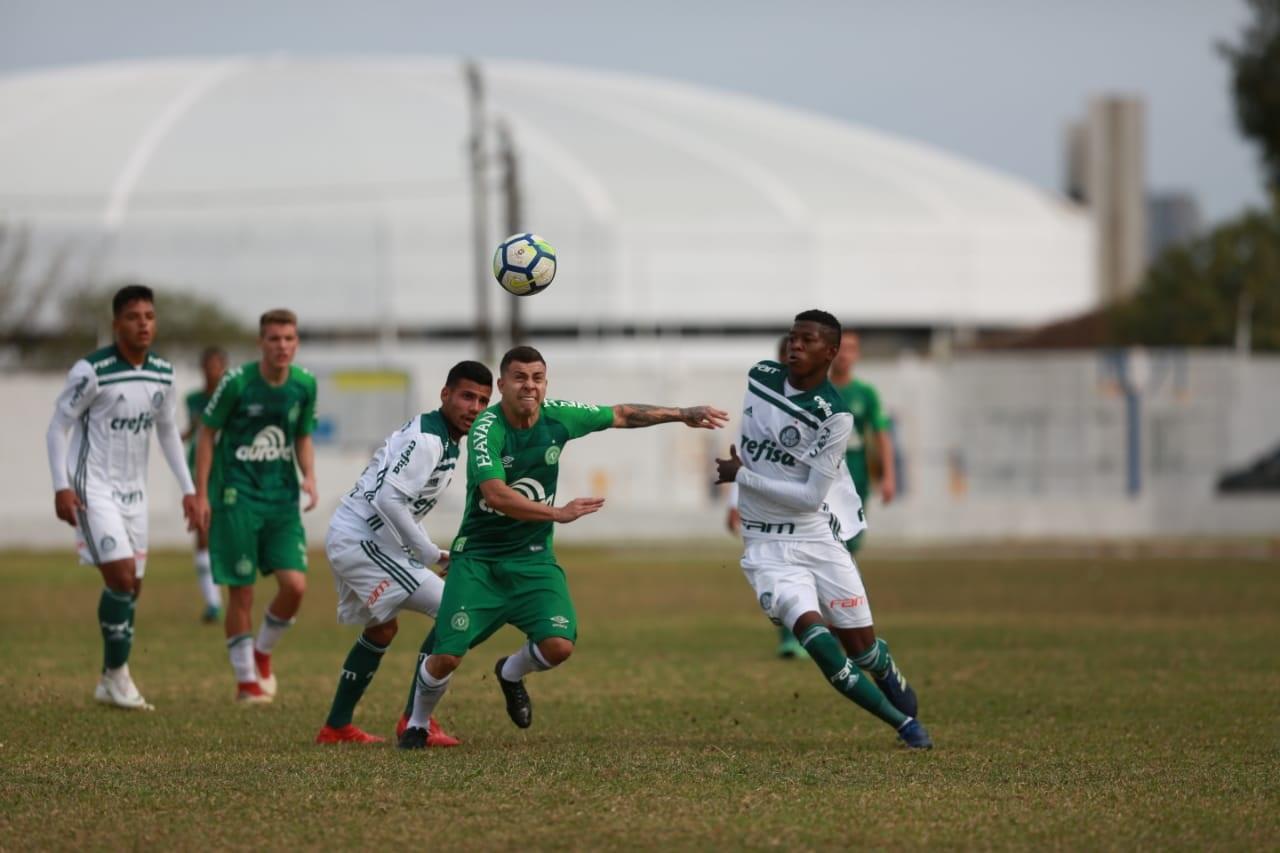 DI Online - Chapecoense perde para o Palmeiras pelo Brasileiro Sub ... d251ad6707117