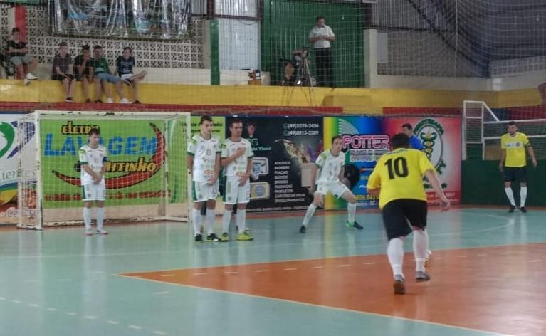DI Online - Turno da Liga Catarinense de Futsal entra no mata-mata 18c5c7430709c