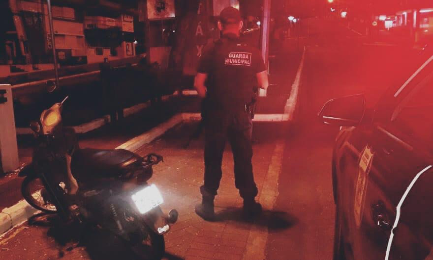 Moto com registro de furto/roubo é recuperada em Chapecó - Portal DI Online