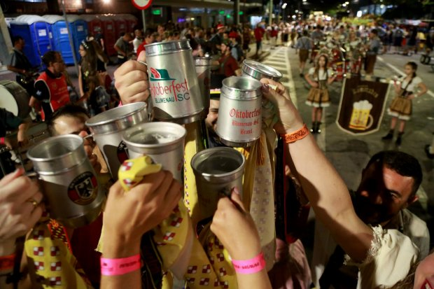 DI Online - Prefeitura de Blumenau cancela Oktoberfest 2020